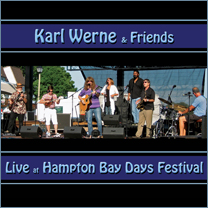 Karl Werne & Friends: Live at Hampton Bay Days Festival
