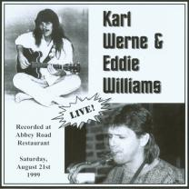 Karl Werne & Eddie Williams: Live at Abbey Road